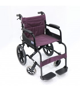 """Pushchair (Soma) 18"""" Light Weight, Standard with Foldback and Assisted Brake, Per Unit"""