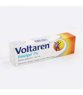 Pain Relief Gel (Voltaren), 50g, Per Tube