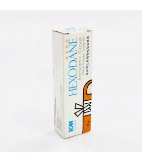 Antiseptic Cream (Hexodane) 15g, Per Tube