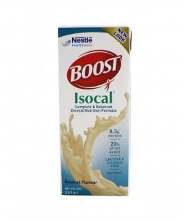 Boost Isocal Liquid (Nestle), 237ml, Per Packet