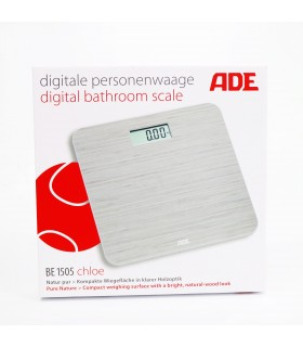 Weighing Scale, Bathroom (ADE) 1505, Per Pc