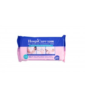 Hospicare 320R Skin Protectant Incontinence 20's/Pkt
