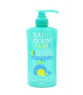 Head to Toe Body Wash (Suu Balm Kids) 420ml