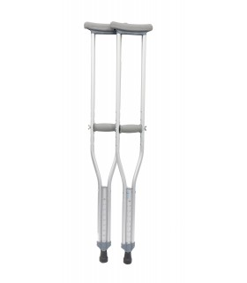 Crutches Adult  (ASSURE Rehab), AR0322, Per Pair