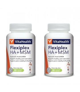 VitaHealth Flexiplex HA+MSM 2 x 60's/box