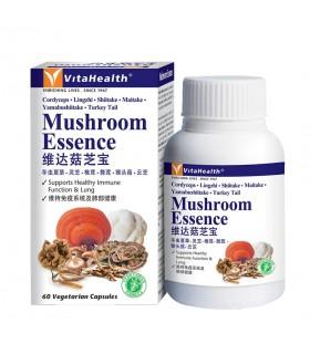 VitaHealth Mushroom Essence 60's/box