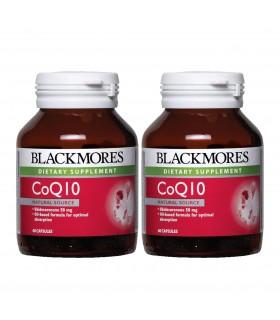 Blackmores CoQ10 50mg 2 x 60's/Bot