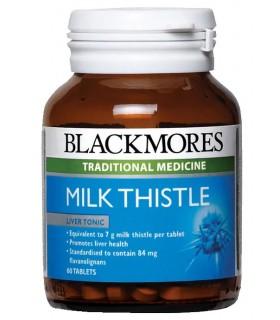 Blackmores Milk Thistle 60's/Bot