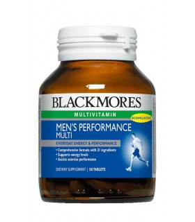 Blackmores Men's Performance Multi 50's/Bot