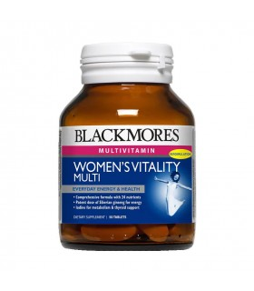 Blackmores Women's Vitality Multi 50's/Bot