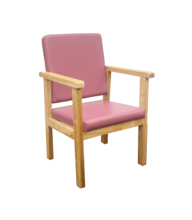 Geriatric Wooden Day Chair, AR0557, Per Unit
