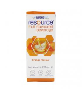 NESTLE Resource Fruit Beverage , Orange 237ml, 1 Pkt