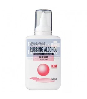 ICM PHARMA Rubbing Alcohol, 120ml