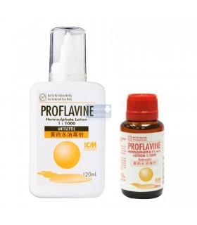 ICM PHARMA Proflavine Hemisulphate Lotion