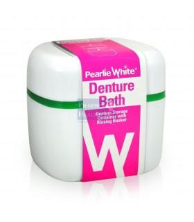 PEARLIE WHITE Denture Bath