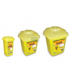 BIOPAK Sharp Container, Yellow