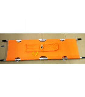 Emergency Folding Stretcher, 7M-040, Per Unit