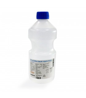 Solution for Irrigation (B Braun), 0.9% Sodium Chloride, 1000ml, Per Bottle