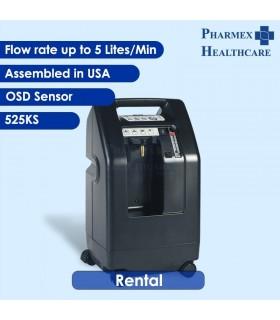 DeVilbiss Oxygen Concentrator, Rental, From SG$45 / Week, SG$120 / Month Onwards, 1 Unit