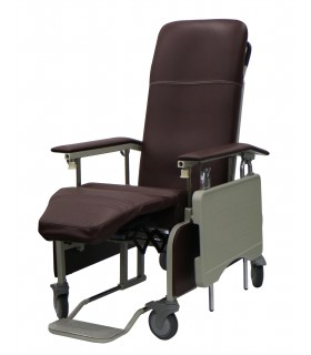 Geriatric Chair (ASSURE Rehab), Mobile Full Recliner, AR0556, Per Unit