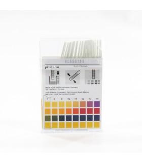 Universal pH Indicator Test Papers (JOHNSON), pH 1 - 11 and pH 0 - 14