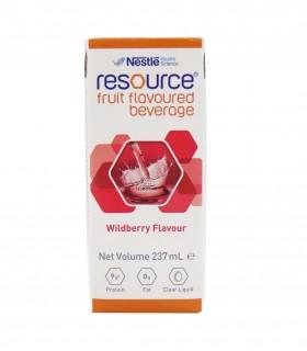 Resource Fruit Beverage (Nestle), Wildberry 237ml, Per Packet
