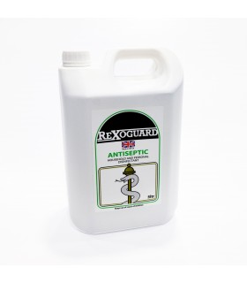 *Out Of Stock* Antiseptic Disinfectant 5 Litres (Rexoguard), Per Bottle