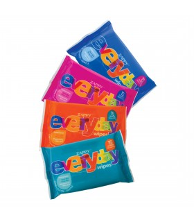 Out Of Stock - Everyday Wipes (Zappy), 15 Pcs/Pkt