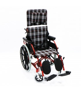 Wheelchair (Assure Rehab), Reclining, DAEF, AR0173, Per Unit