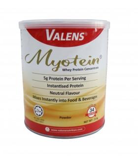 Myotein (Valens), 215g, Per Bottle