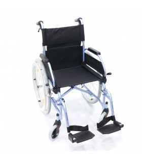 "Wheelchair (Assure Rehab), Aluminium 18"", AR0155, DAF, Per Unit"