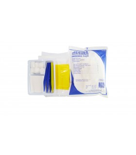 Disposable Basic Dressing Pack (ASSURE), 7M-036, Per Set