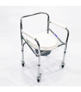 Commode (ASSURE Rehab), height adjustable, AR-221, Per Piece