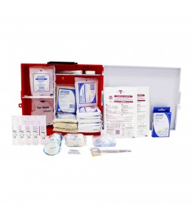 First Aid Box (Assure), MOM Box A, for 25 Workers, Per Box