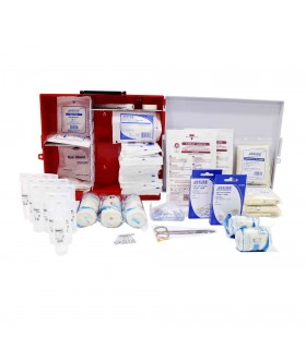 First Aid Box (Assure), MOM Box B, for 50 Workers, Per Box