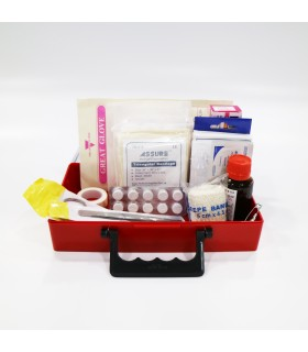 First Aid Box (Assure), Complete, Small, Per Box