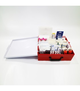 First Aid Box (Assure), Complete, Large, Per Box